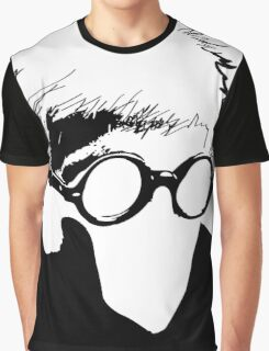 Hockney - vacant expression Graphic T-Shirt