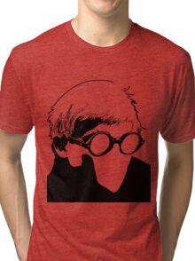 Hockney - vacant expression Tri-blend T-Shirt