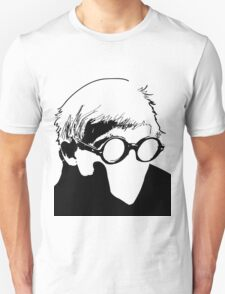 Hockney - vacant expression T-Shirt