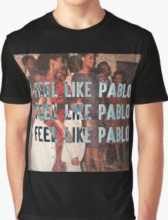 I Feel Like Pablo - Kanye West Apparel  Graphic T-Shirt