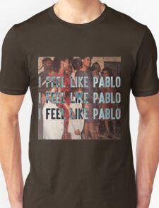 I Feel Like Pablo - Kanye West Apparel  T-Shirt