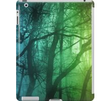 Color Tree, Forest iPad Case/Skin