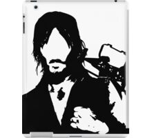 Daryl - vacant expression iPad Case/Skin