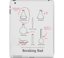 Breaking Bad: Flasks iPad Case/Skin