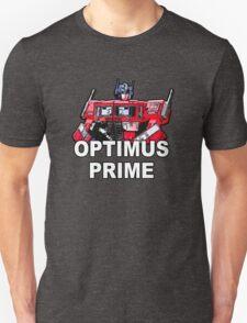 Transformers Optimus Prime MASTERPIECE T-Shirt