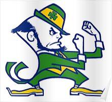 Fighting Irish Notre Dame Poster