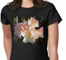Pretty after the Rain Womens Fitted T-Shirt