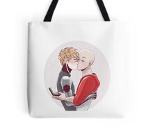 Egg/Toaster BF's Tote Bag
