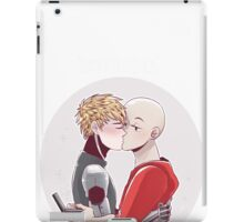 Egg/Toaster BF's iPad Case/Skin