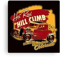 HOTROD : Hill Climb Canvas Print