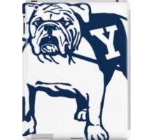 Yale University Bulldog Mascot iPad Case/Skin