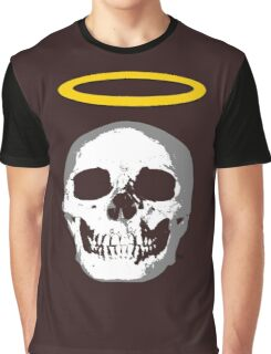 skull with halo Graphic T-Shirt