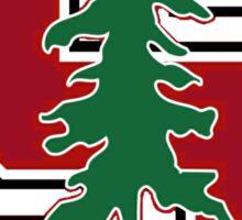 Stanford Ivy League Logo Sticker