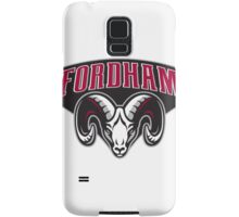 Fordham University Rams Logo Samsung Galaxy Case/Skin
