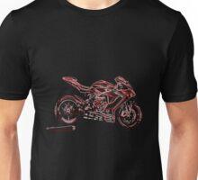 MV Motorcycle Unisex T-Shirt