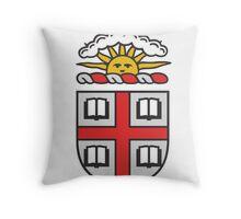 Brown University Ivy League Throw Pillow