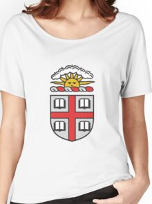 Brown University Ivy League Women's Relaxed Fit T-Shirt