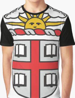 Brown University Ivy League Graphic T-Shirt