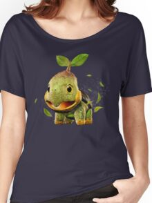Realistic Pokemon: Turtwig Women's Relaxed Fit T-Shirt