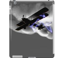 Force majeure risk iPad Case/Skin