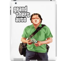 GTA-GabeN iPad Case/Skin