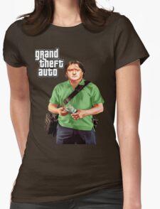 GTA-GabeN Womens Fitted T-Shirt