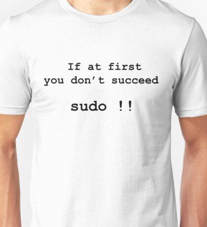 sudo  Unisex T-Shirt