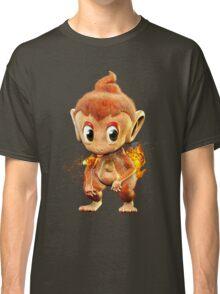 Realistic Pokemon: Chimchar Classic T-Shirt
