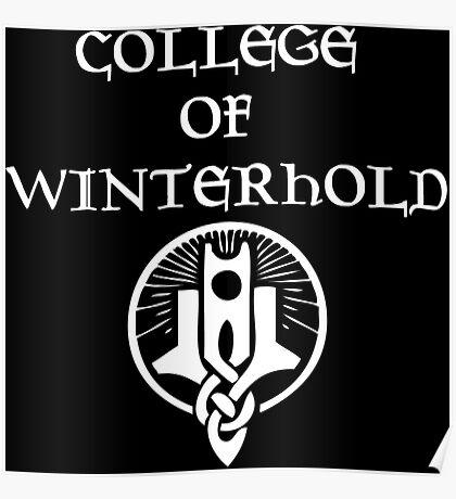 College of Winterhold Poster