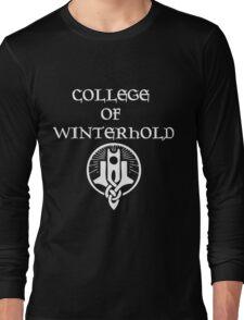 Skyrim College of Winterhold Long Sleeve T-Shirt