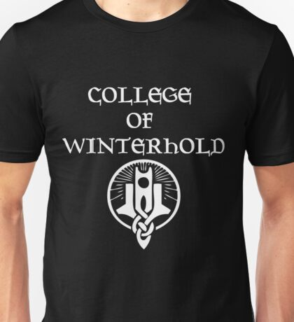 College of Winterhold Unisex T-Shirt