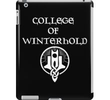 Skyrim College of Winterhold iPad Case/Skin