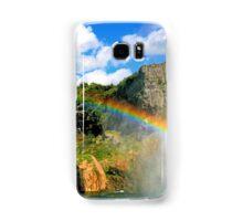 Rainbow Cliffs Samsung Galaxy Case/Skin