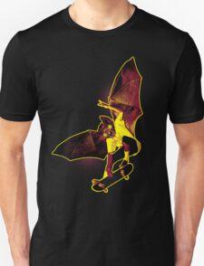 Skate Bat Unisex T-Shirt