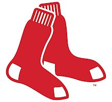 boston red sox Photographic Print