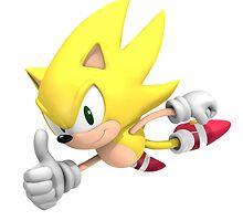 Super Sonic by Marcuccio