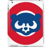 chicago cubs iPad Case/Skin