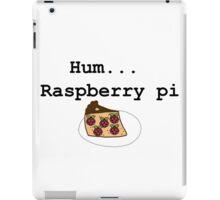 raspberry pi iPad Case/Skin