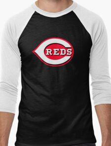 cincinnati reds Men's Baseball ¾ T-Shirt
