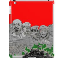 Mont Russes-mort iPad Case/Skin