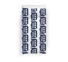 detroit tigers Duvet Cover