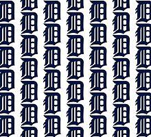 detroit tigers by probolucu69