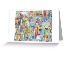 Let's Dance Greeting Card