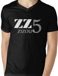Zizou Mens V-Neck T-Shirt