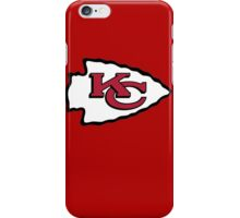 kansas city iPhone Case/Skin