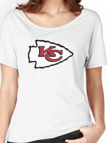kansas city Women's Relaxed Fit T-Shirt