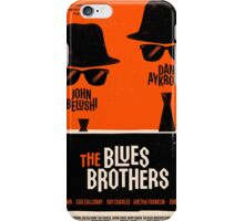 classic movie : The Blues Brothers iPhone Case/Skin