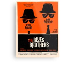 classic movie : The Blues Brothers Metal Print