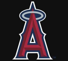 los angels of anaheim One Piece - Short Sleeve