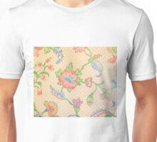 Floral background  Unisex T-Shirt